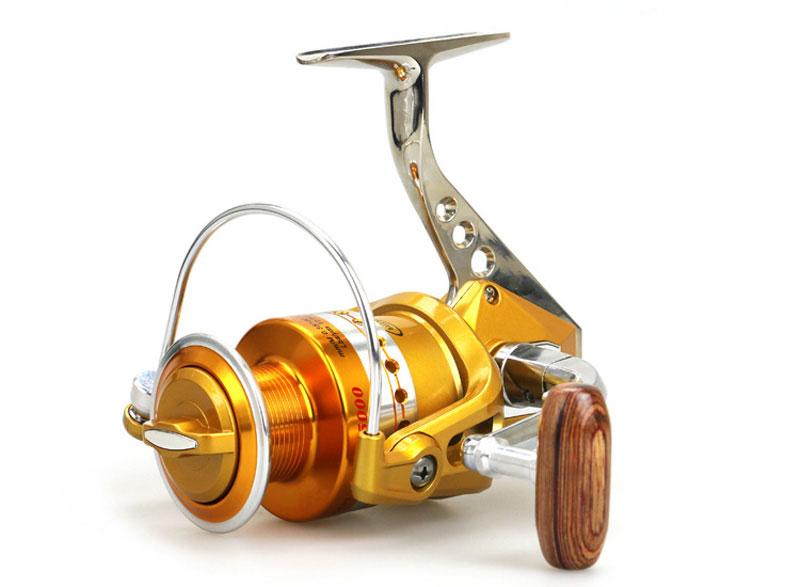 объем катушки рыболовной