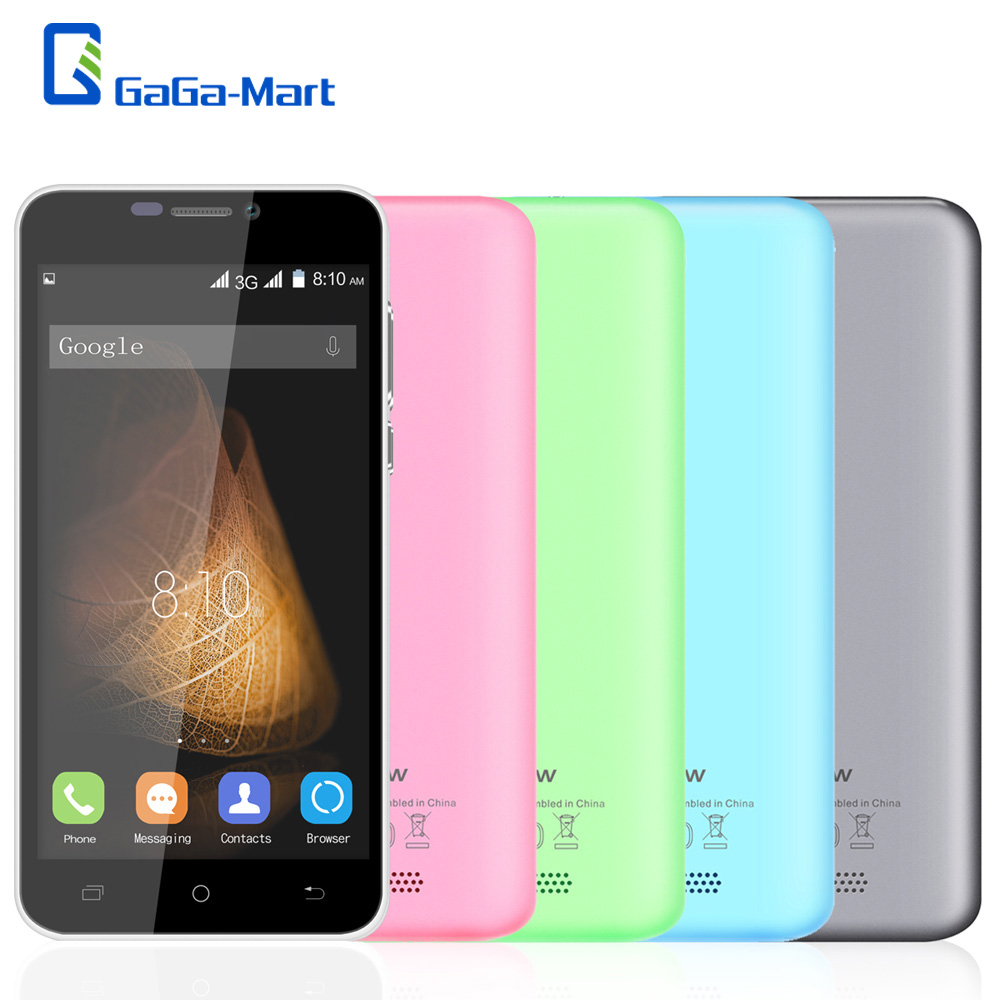 """100% Original Blackview BV2000S 3G Android 5.1 Smartphone Quad Core MTK6580 1GB + 8GB 5MP 8MP Long Standby 5.0"""" HD Mobile Phone(China (Mainland))"""