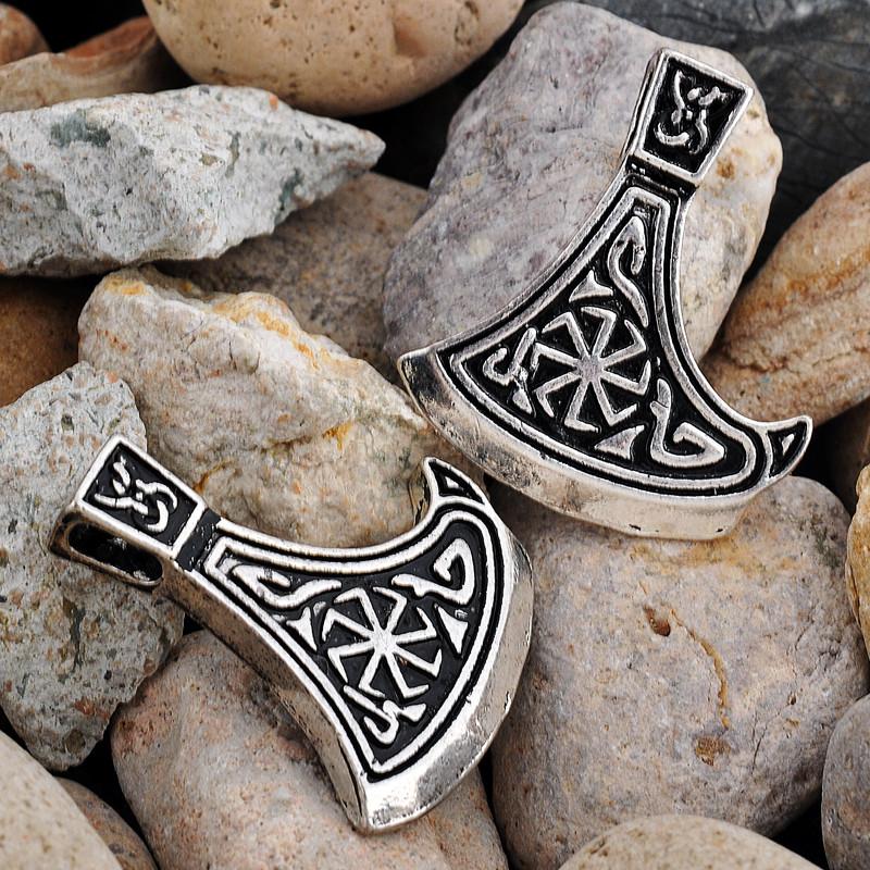 slavic axe pendant