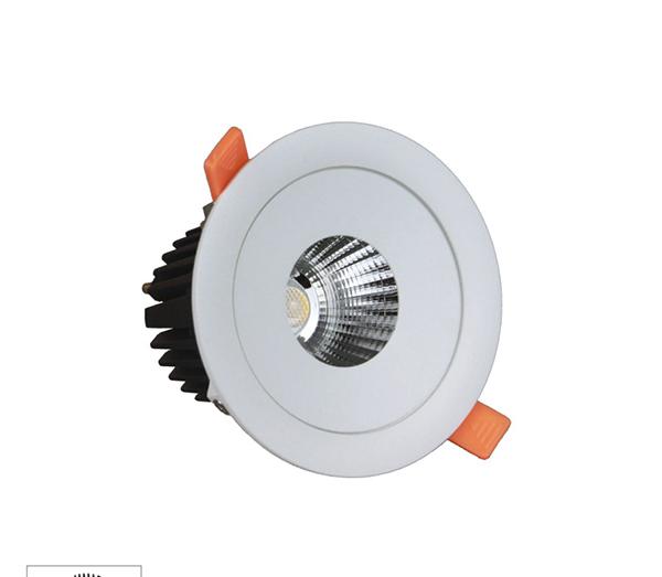 Led Recessed Lighting Beam Angle : New design narrow beam angle quot led lighting w