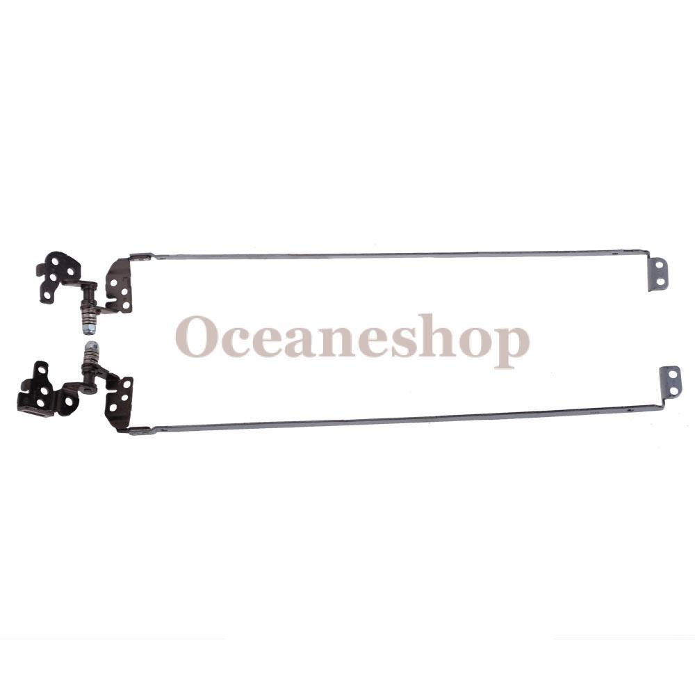 OCEA New LCD Hinges Pair for HP Pavilion G6 Series LCD Hinges Left and Right Set(China (Mainland))