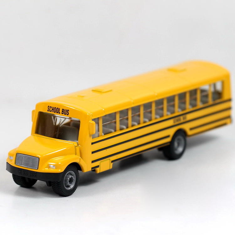 siku 1864 US school bus 1:87 alloy metal model car toy gift collection(China (Mainland))