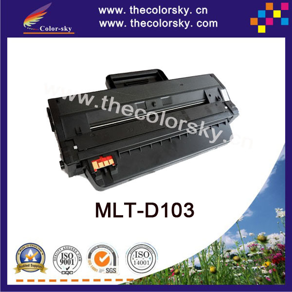 (CS-S103) Compatible toner cartridge for Samsung mlt-d103l mlt-d103 mlt-103 ml-2950 ml-2951 ml-2955 ml-2956 (2500 pages)