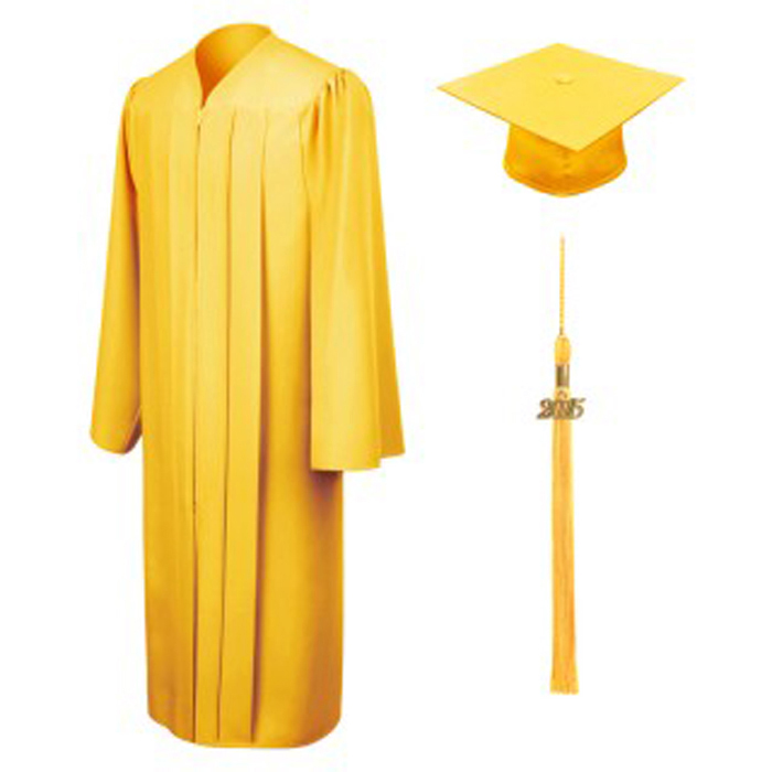 graduation caps and gowns for high school | Gowns Ideas