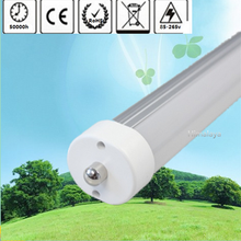 15pcs 40W 2400MM 8FT Single pin T8 LED Tube Light