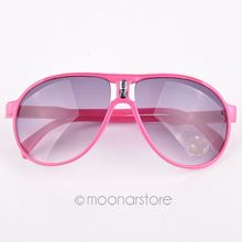 Fashion Summer Kids Sunglasses Cool Anti UV Boys Girls Aviator Glasses Cute Large Kids Sunglasses gafas