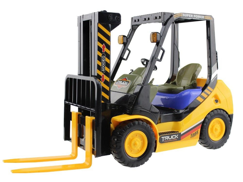 Fork Truck Controls : Rc forlift truck ch remote control simulation forklift