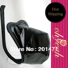 Buy PM58 Low Price Man's C-string Color Black Sexy Panty Lingerie Sexy Man Sex Toys Men Leatherette C-String Invisible Underpant