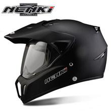 NENKI мотоциклетный шлем мото гоночный шлем кросс шлем Capacetes полное лицо мотоциклетный Взрослый Мотокросс внедорожный шлем 310(China)