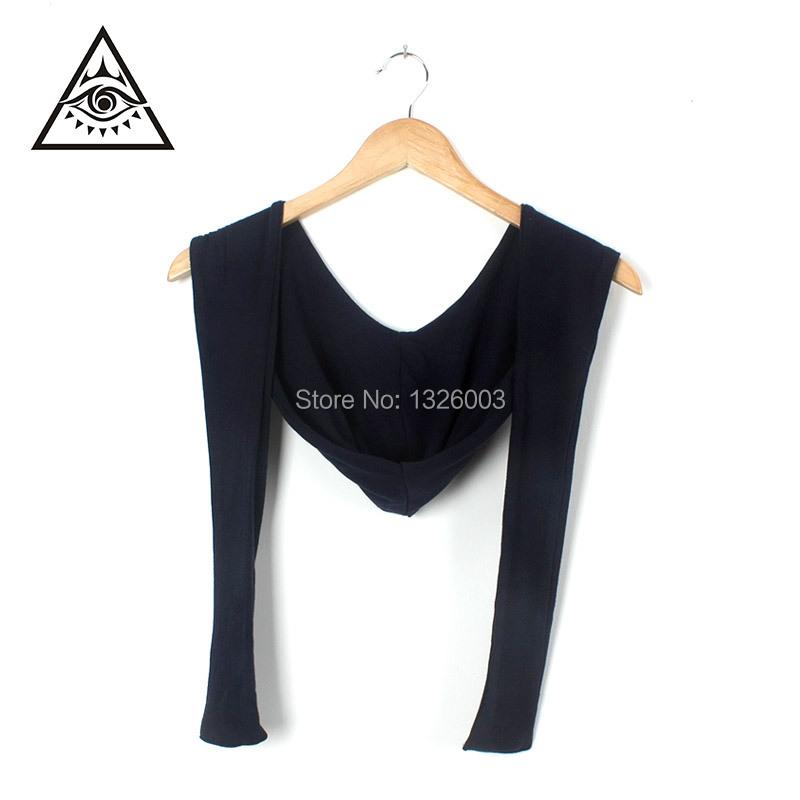 Fashion Trend Gray Blue Love Girls Neck Scarf Gerneral Original Design Tide Wraps Scarves Teengers - Sesame Stroe store
