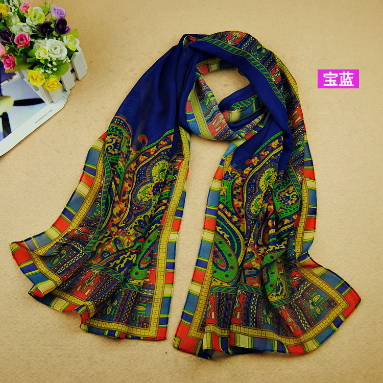 2015 Hot Selling New Design Wholesale India Style Print Summer Autumn Women's Shawl wrap popular scarf/scarves 5pcs/lot(China (Mainland))