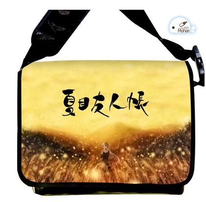Japan Anime Natsume's Book of Friends Shoulder Bag Natsume Yuujinchou Cosplay Messenger Bags