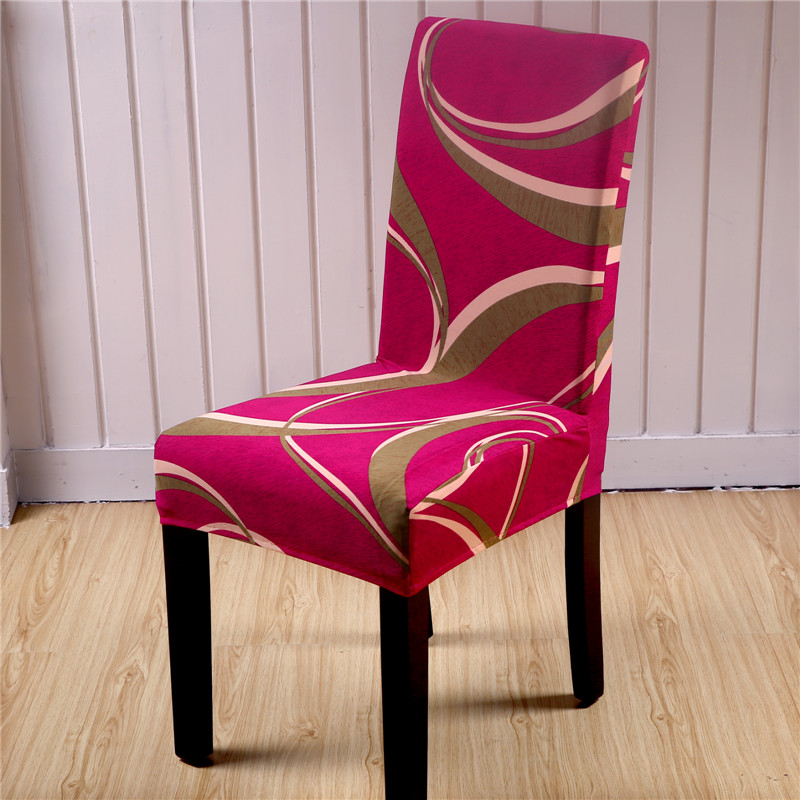 elastic chair cover dining housse de chaise office computer couverture chaise cubresillas capas. Black Bedroom Furniture Sets. Home Design Ideas
