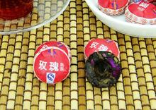 On Sale 7pcs Different Kinds Flavor Pu Er Pu Erh Tea Mini Yunnan Puer Tea Chinese