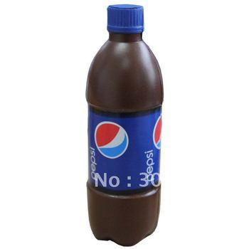 PU STRESS Pepsi bottle PROMOTION