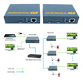 3D HDMI splitter 1X4 HD HDMI extender 50m over Ethernet RJ45 cat5e/6 cable with loop output 1 HDMI transmitter& 4 HDMI receiver