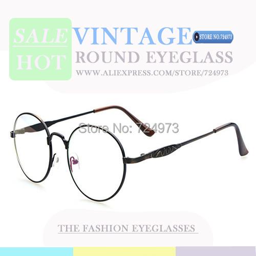 Vintage designer brand women computer glasses radiation protection clear lens mens eyeglasses frames monturas de gafas occhiali - Lotus Warehouse store