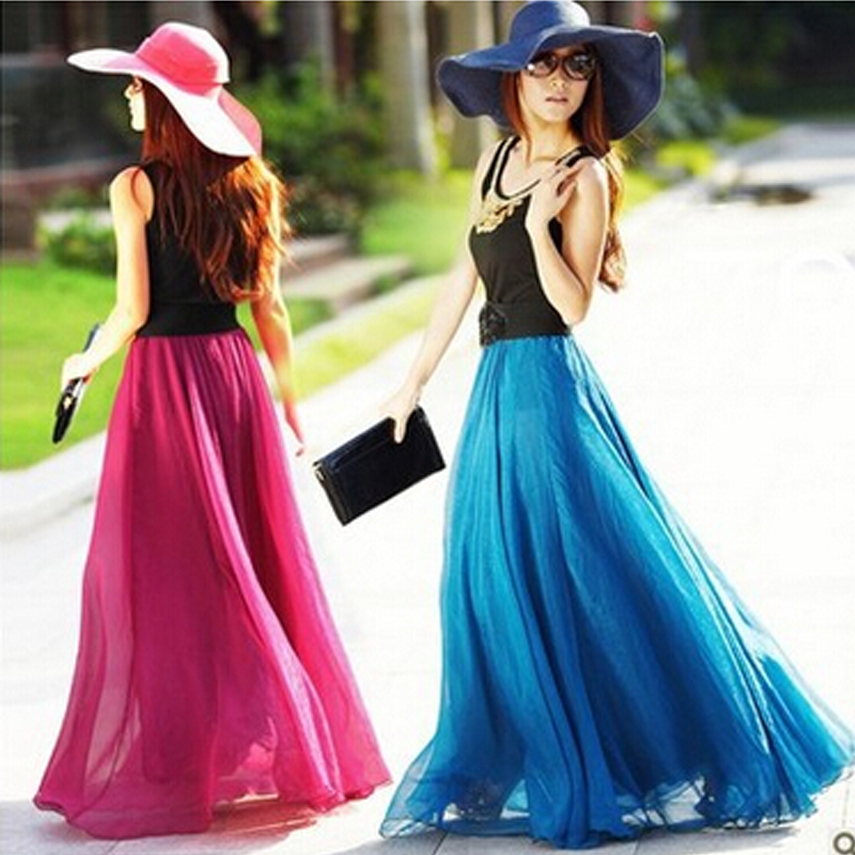 Long Skirt Ladies | Jill Dress