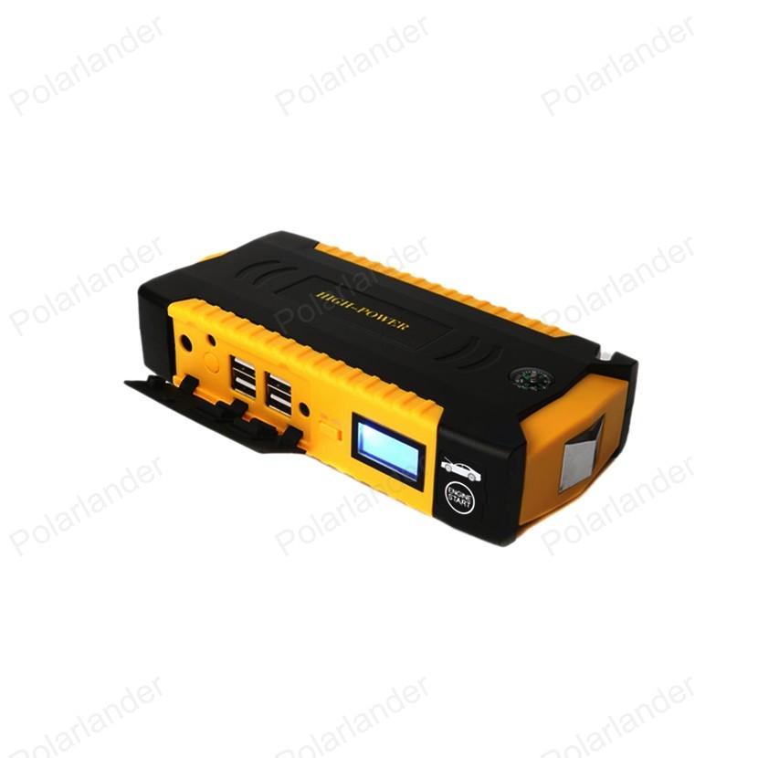 Купить Мини портативный автомобиль скачок стартер многофункциональный diesel power bank bateria батареи 12 В 69800 мАч пик автомобильное зарядное устройство авто start booster