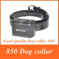 Rechargeable & Waterproof  pet products Dog Collar Anti Bark Dog Shock Traning Collar Free Shipping With Retail Package