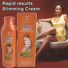 Genuine , Aichun 3days, chili slimming cream, slimming massage fat burning body sculpting , slimming creams, free shipping
