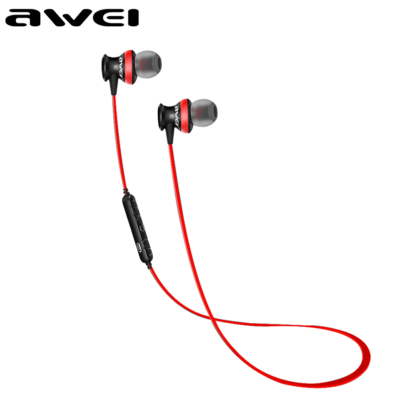 buy brand awei a980bl bluedio sport wireless headphones bluetooth headset. Black Bedroom Furniture Sets. Home Design Ideas