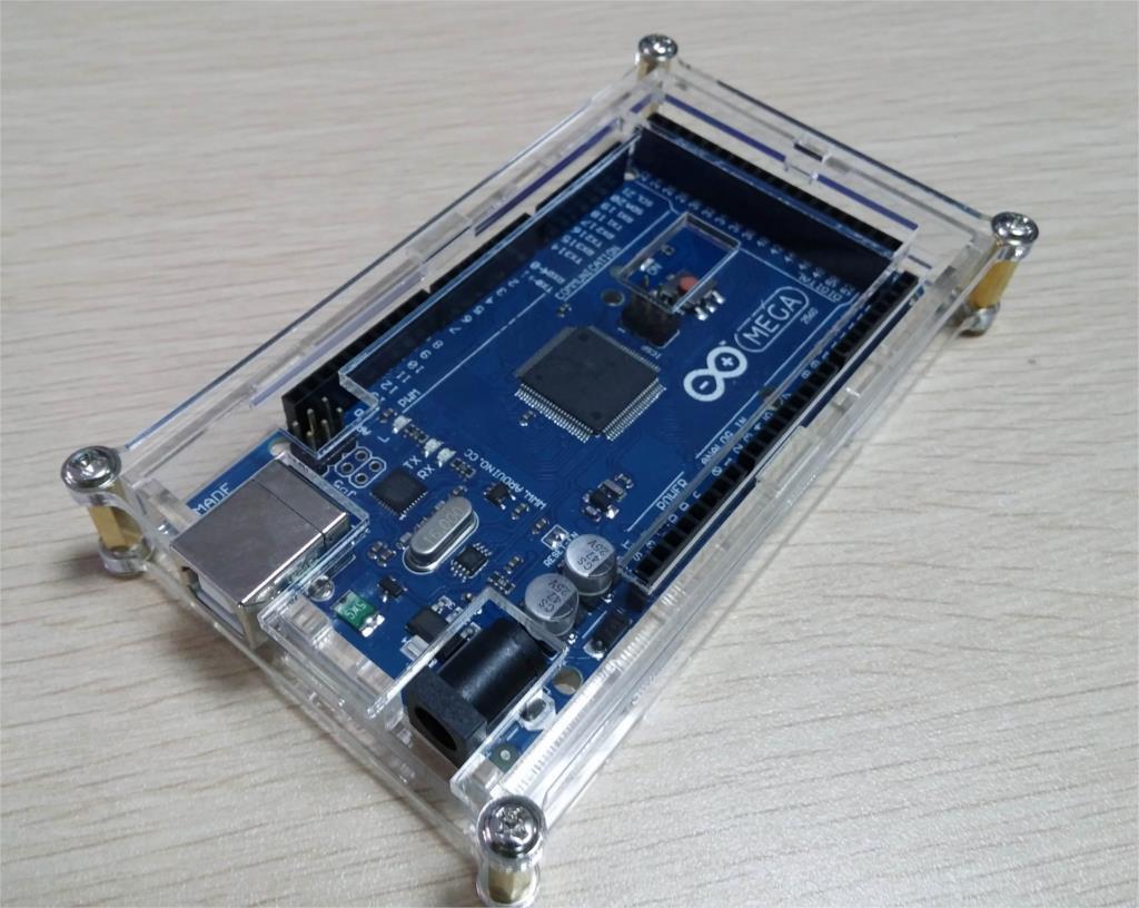 Arduino Mega Black CASE SBCSHOP - SB
