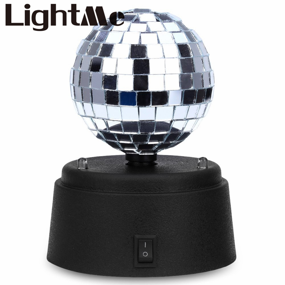 New Art Deco Table Lamp LED Mirror-ball Pattern Multi Changing Color Light For Desk Decoration Nice Gifts For All Children Adult(China (Mainland))