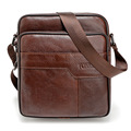 New fashion mens bag High quality men messenger bags cowhide genuine leather famous brand crossbody small