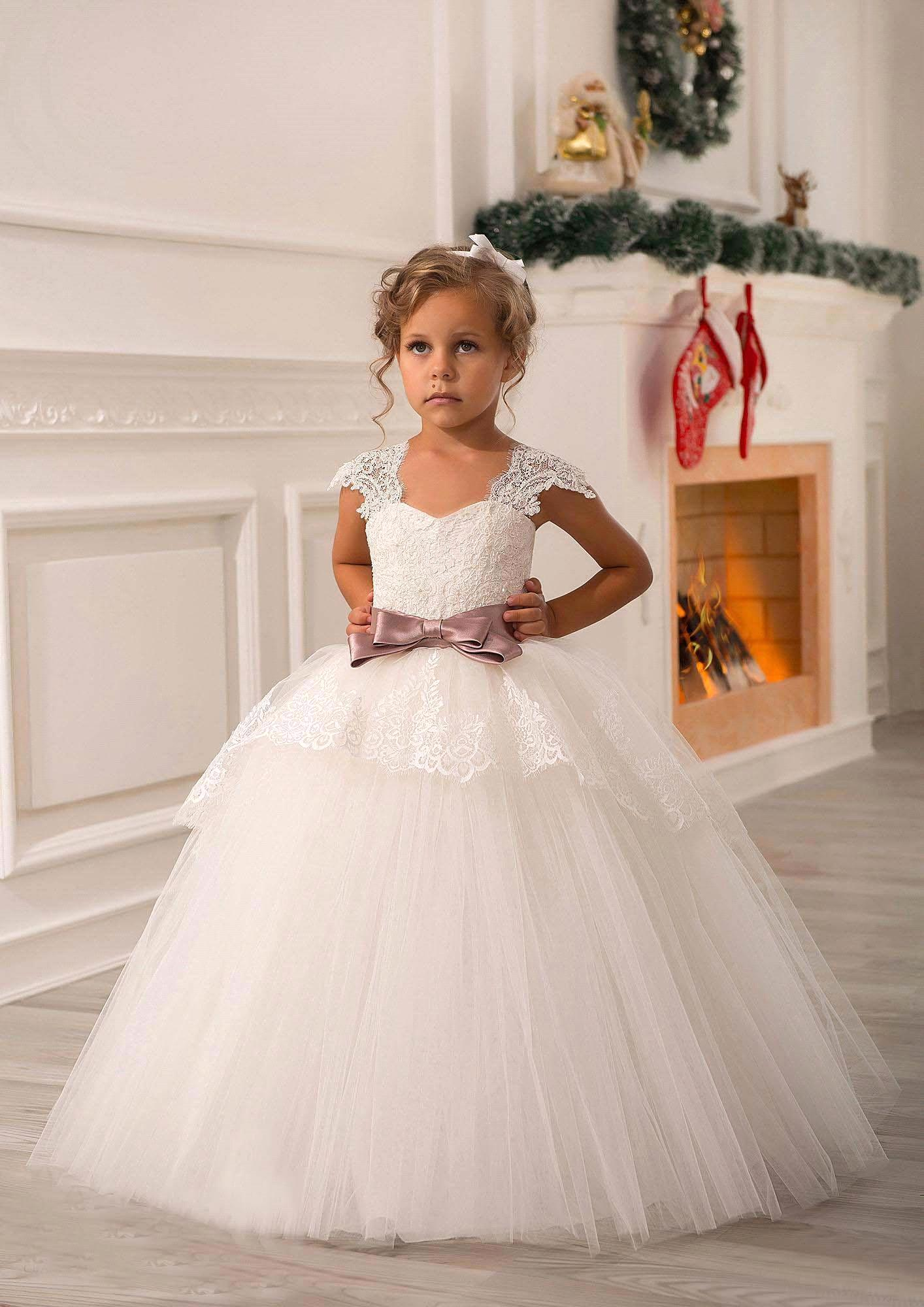 Cheap Flower Girl Dresses Under 20 Beatific Bride