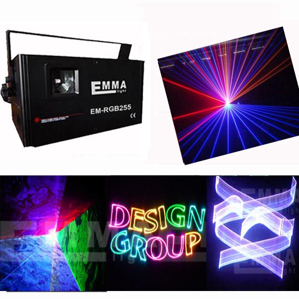 ILDA+SD+2D+3D Mutil-Functional 3W RGB laser show system/dj equipment/laser light/stage light/holiday laser light/laser dj(China (Mainland))