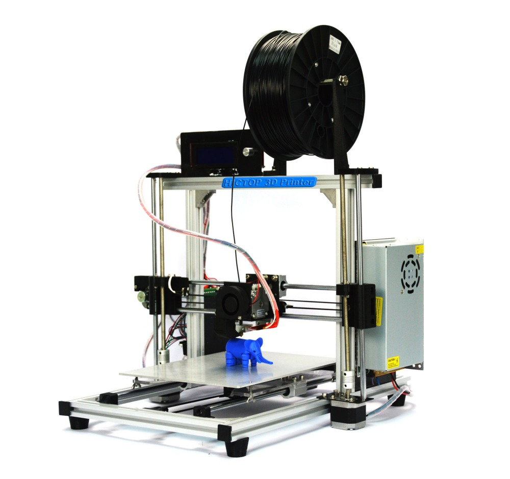 High Accuracy Aurora Impressora Reprap Prusa I3 3D printer MK3 heatbed LCD Screen MK8 extruder Official