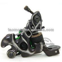 High Quality Fashion Design Iron Tattoo Machine 8 Coils For Shader FREE SHIPPING(China (Mainland))