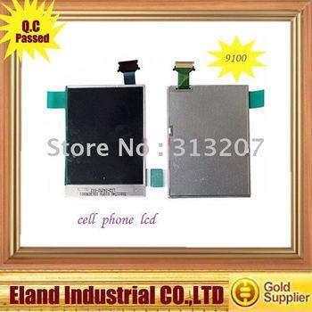 Free shipping phone moibile 9100 lcd screen