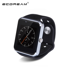 Smart watch android smartwatch ECDREAM GT08 for ios/android phone sumsung/huawei like gv18 dz09 u8 apple watch best for gift
