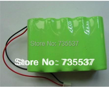 5pcs Ni MH Battery Pack AA 6V 2300mah With Cordless phonesbattery Or toy Freeshipping(China (Mainland))