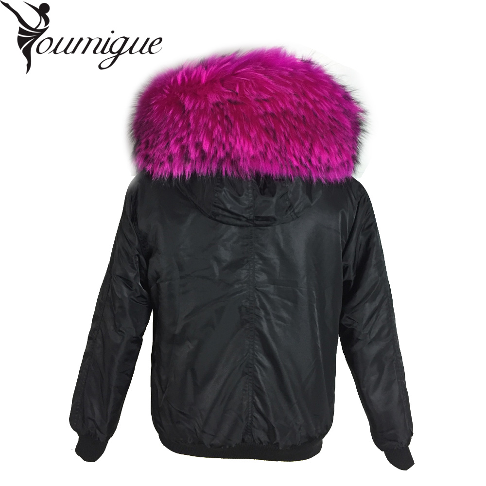 Compare Prices on Womens Bomber Jacket with Fur Hood- Online ...