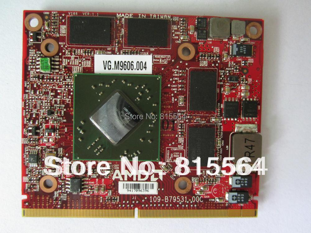 HD4670 HD 4670 VG.M9606.004 DDR3 1GB MXM III M96-XT A Video VGA Card ATI 216-0729051 For acer 8935 8735 8940(China (Mainland))