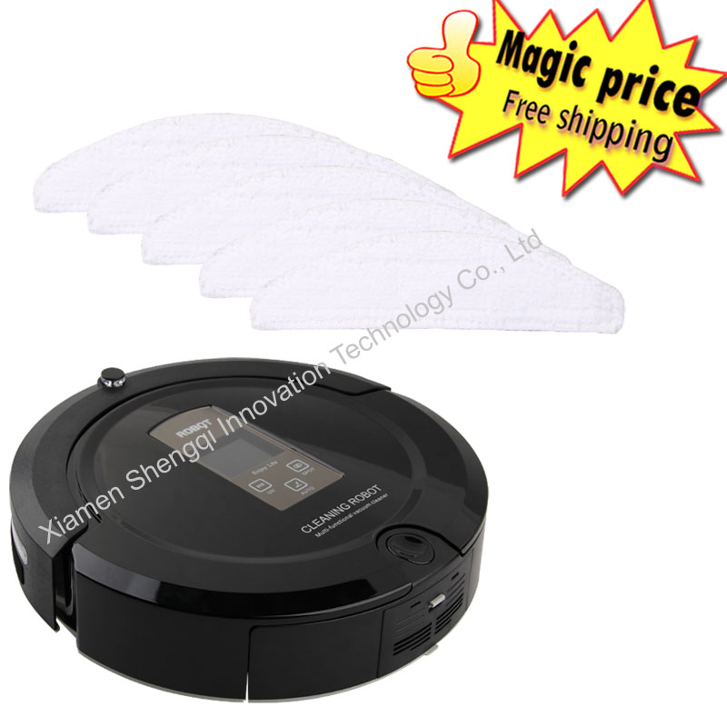 2016 new intelligent household robot vacuum cleaner Sweeper automatically charged aspiradora auto(China (Mainland))