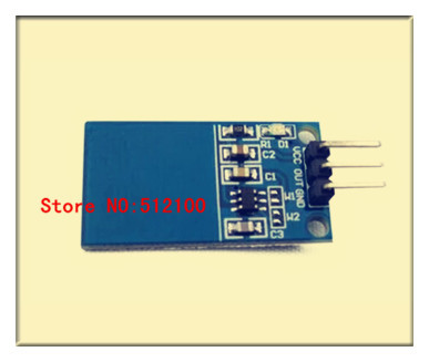 50pcs/lot TTP223 Module Capacitive Touch Sensor Switch Digital Touch Module(China (Mainland))