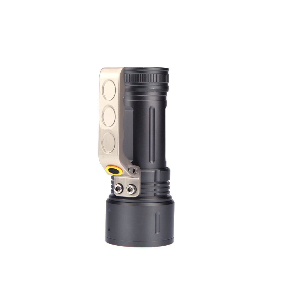 SOS XM-L T6 LED Flashlight Torch Emergency Lights Miner's Lamp 2200LM 4-Mode Zoom In/Out For Caving Camping Fishing Hiking(China (Mainland))