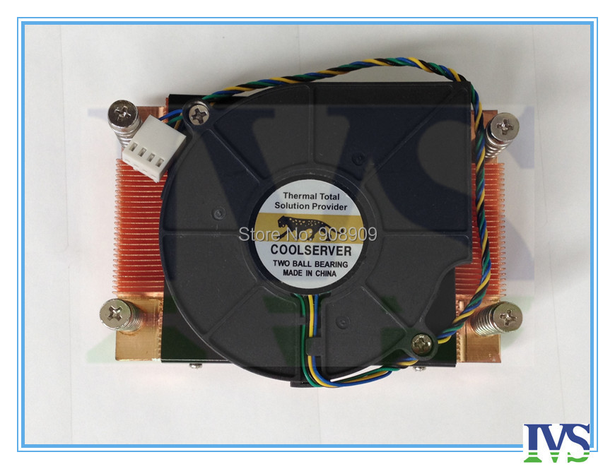 New CPU Cooler AMD Processor AM2 for 1U server Present metal basement(China (Mainland))