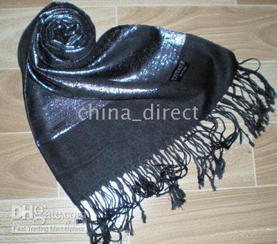 shawls 10pc/lot new Silk scarf pashmina poncho wrap scarves cashmere scarf shawl wraps
