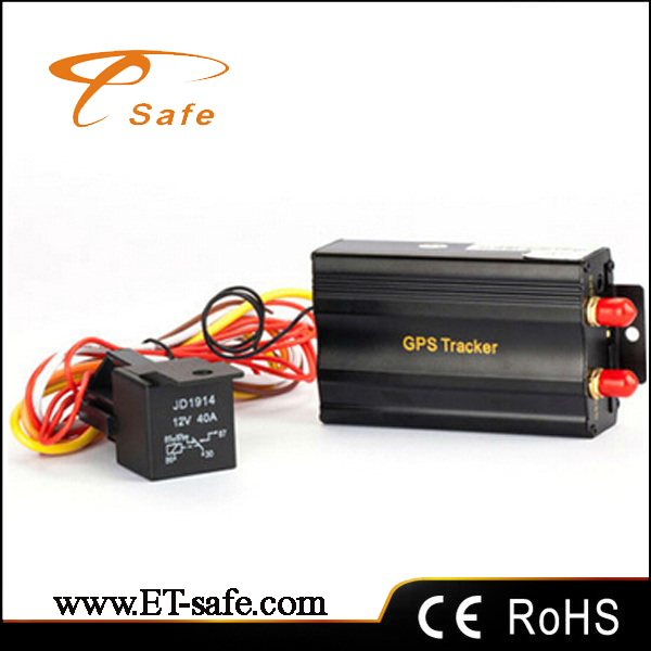 Real Manufacturer Vehicle GPS Tracker TK103 GPS Car Tracker ,Low Power Alert ,Cut off Oil and Power(China (Mainland))