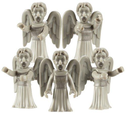 5pcs/lot Doctor Who Angel building blocks Kids Toys Christimas gift(China (Mainland))