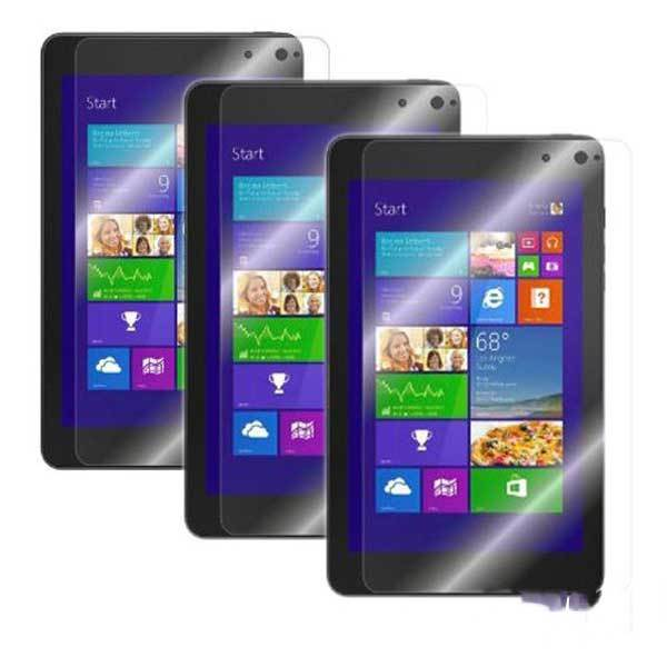 Dakotad Clear LCD Screen Protector Guard Film Cover For Dell Venue 8.0 Pro(China (Mainland))