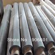 180 mesh stainless steel wire mesh (ss316) diameter:0.045mm 4 meters lot  good quality with free shipping(China (Mainland))