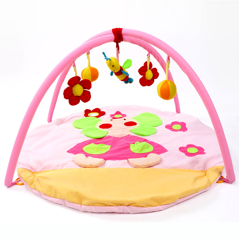 Baby Floor Toys : Free shipping cotton child climbing pad baby floor blanket