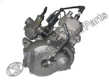 49CC Water Cooled Engine for 05 KTM 50SX 50 SX PRO SENIOR   Dirt Pit Cross Bike(China (Mainland))