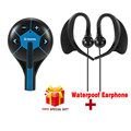 2016 New Arrival Brand Sport 4GB Clip MP3 Music Player Underwater Mp3 Player FM Swimming Diving